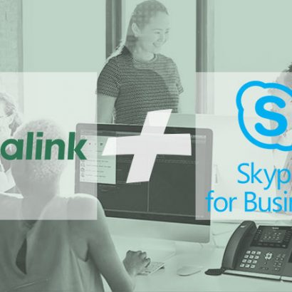 Điện thoại Yealink cho Skype for Business