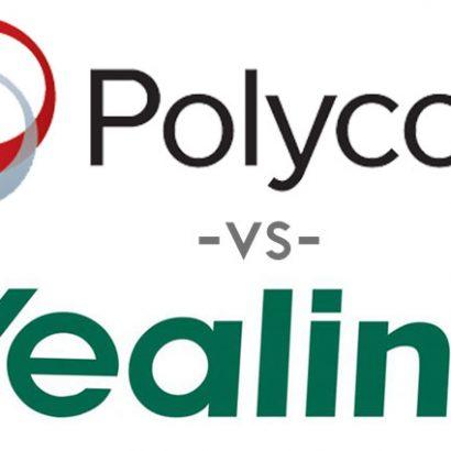PolycomvsYealink