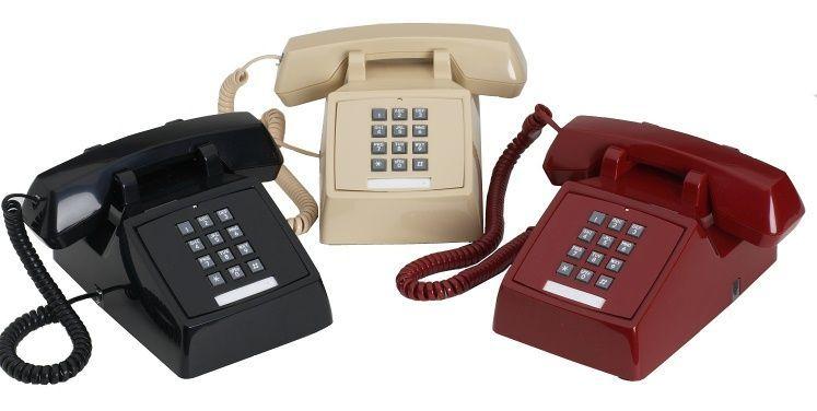 Điện thoại bàn kiểu truyền thống 025-100