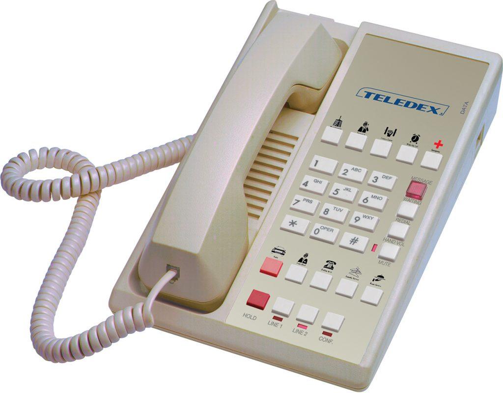 Điện thoại khách sạn Teledex CDIA65139