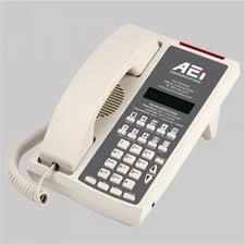 Điện thoại khách sạn Aei SMT-9210-S ASH