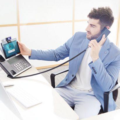 Giải pháp điện thoại IP / VoIP cho văn phòng