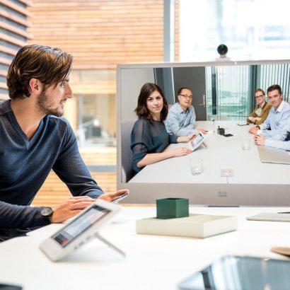 Các giải pháp hội nghị truyền hình chuyên nghiệp cho phòng họp