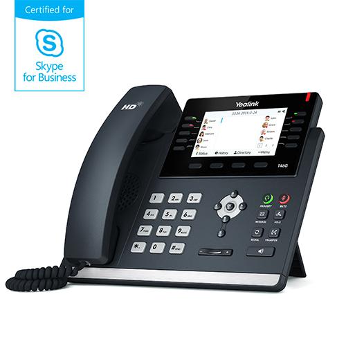 Yealink SIP-T46G Skype