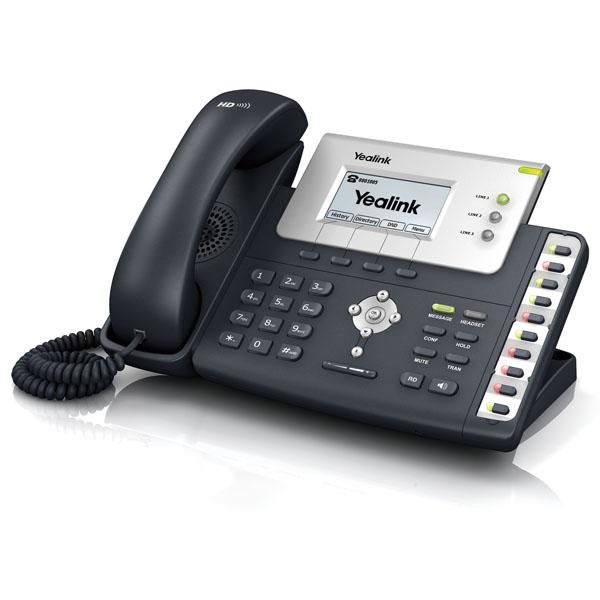 Điện thoại IP Yealink SIP-T26P là điện thoại IP được thiết kế tối ưu, linh hoạt và hiệu quả cho từng môi trường doanh nghiệp khác nhau. Với công nghệ Yealink HD cho phép đàm thoại rõ ràng, sống động hơn. Và, Ngoài ra, SIP-T26P hỗ trợ nhiều giao diện kết nối bao gồm 2xLAN, PoE, tai nghe và bàn mở rộng... người sử dụng sẽ trải nghiệm được nhiều tính năng hơn và thao tác cũng dễ dàng hơn.