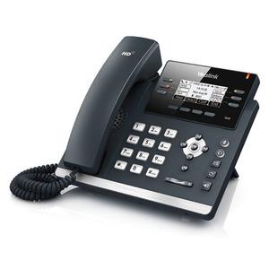 Yealink SIP-T41P là một điện thoại SIP đa tính năng cho doanh nghiệp. Với 6 line, phím lập trình, âm thanh chất lượng cao, T41G sẽ hỗ trợ tốt hơn cho người sử dụng trong việc đàm thoại hay thao tác liên quan.
