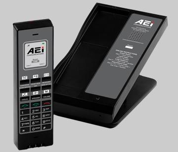 Điện thoại khách sạn Aei SGR-8206-SPC BLACK