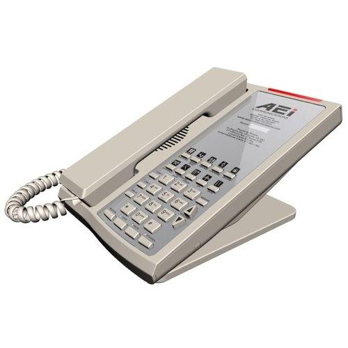 Điện thoại AEI ASP-6210-S loa hai dòng