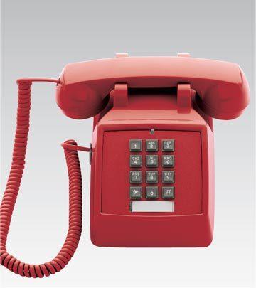 Điện thoại Scitec Aegis C25003 màu đỏ