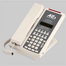 Điện thoại khách sạn Aei SSP-9110-S ASH